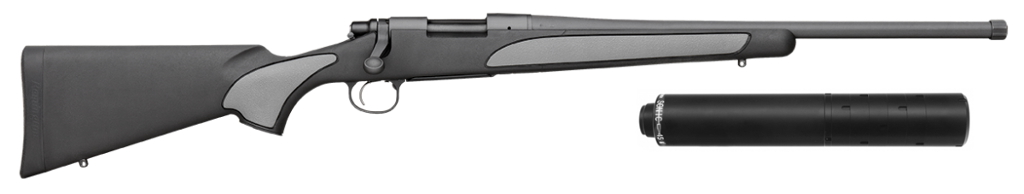 Repetierbüchse Remington 700 SPS inklusive SD Sonic 45 und ZF Mo